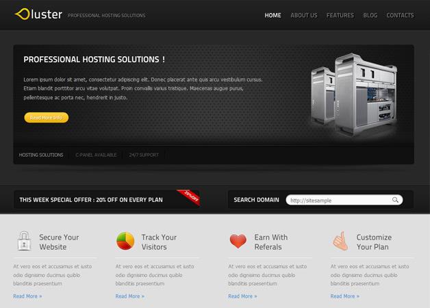 Cluster Hosting Solutions