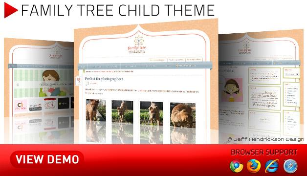Family Tree Theme